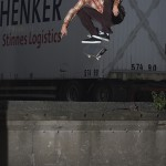 Danne Grnwall Kickflip