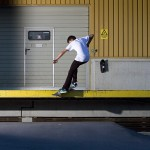 Danne Grnwall smithgrind