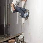 Leo Strm fs wallride